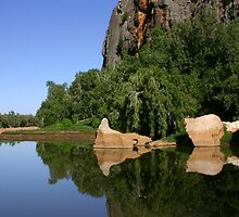 Windjana by Robert Elliott