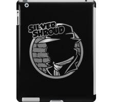 SILVER SHROUD iPad Case/Skin