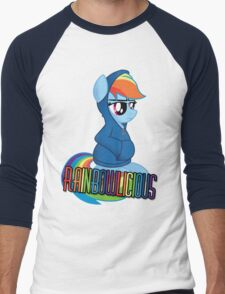 Rainbowlicious Shirt (My Little Pony: Friendship is Magic) Men's Baseball ¾ T-Shirt