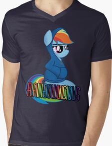Rainbowlicious Shirt (My Little Pony: Friendship is Magic) Mens V-Neck T-Shirt