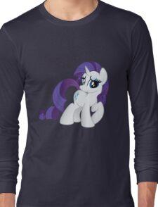 Rarity Tshirt (My Little Pony: Friendship is Magic) Long Sleeve T-Shirt