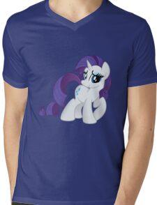 Rarity Tshirt (My Little Pony: Friendship is Magic) Mens V-Neck T-Shirt