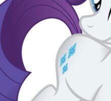 Rarity Tshirt (My Little Pony: Friendship is Magic) Sticker