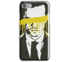 The Napoleon Of Crime iPhone Case/Skin