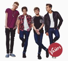 The Vamps by Qistina Iskandar
