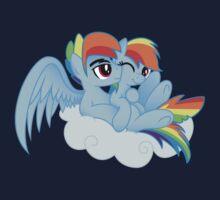 Rainbow Dash Shirt (My Little Pony: Friendship is Magic) Kids Tee