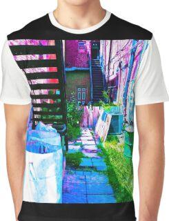 LSD Graphic T-Shirt