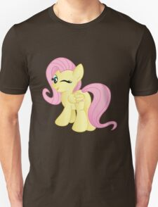 Fluttershy being Cute (from My Little Pony: Friendship is Magic) T-Shirt
