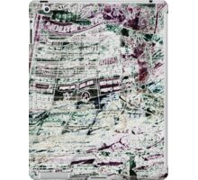 The News Paper iPad Case/Skin