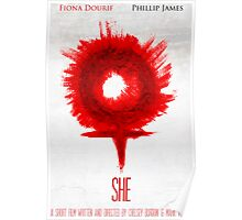 She Poster 4 Poster