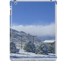 Colorado Chicken Coop iPad Case/Skin
