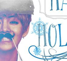 Taehyung + Christmas Sticker