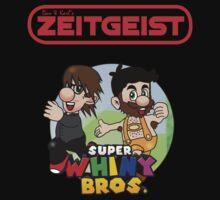 Dan & Karl's Zeitgeist - Super Whiny Bros. -RED-  by Dan And Karl's Zeitgeist