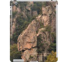 Daedunsan Provincial Park, South Korea iPad Case/Skin