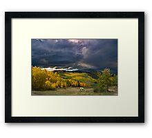 4083 Framed Print
