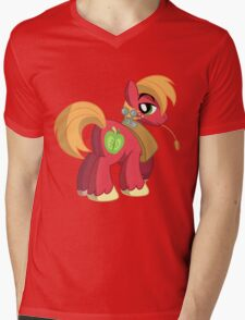 Big Macintosh (My Little Pony: Friendship is Magic) Mens V-Neck T-Shirt