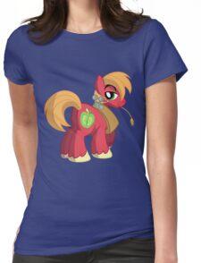 Big Macintosh (My Little Pony: Friendship is Magic) Womens Fitted T-Shirt