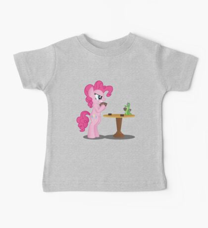 Pinkie Pie and Gummy Play Magic Shirt (My Little Pony: Friendship is Magic) Baby Tee