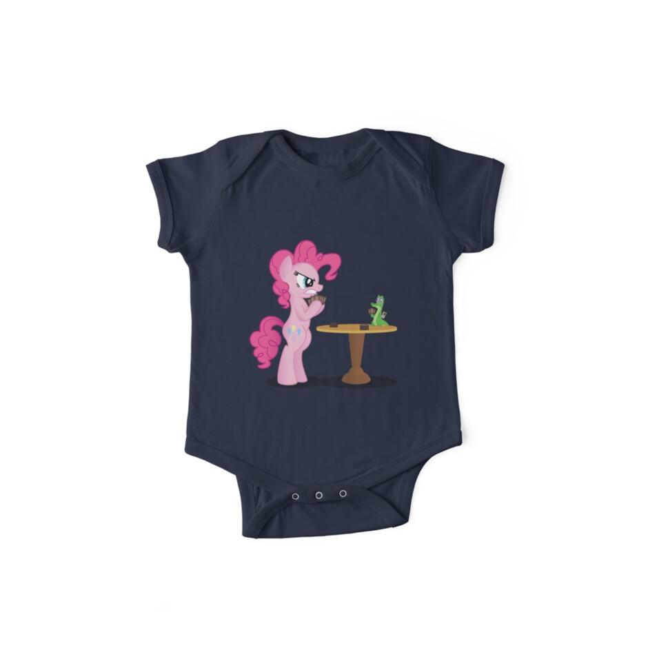 Pinkie Pie and Gummy Play Magic Shirt (My Little Pony: Friendship is Magic) by broniesunite