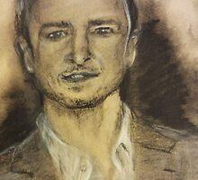 Justin Timberlake by Michelle Spivak