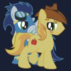 Soarin x Braeburn Shirt (My Little Pony: Friendship is Magic) by broniesunite