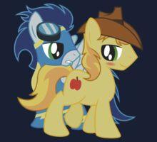 Soarin x Braeburn Shirt (My Little Pony: Friendship is Magic) by broniesunite