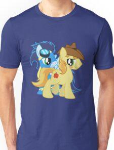 Soarin x Braeburn Shirt (My Little Pony: Friendship is Magic) Unisex T-Shirt