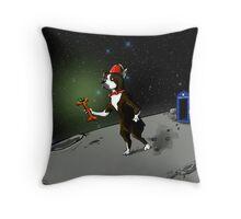 The 'Dog'tor Throw Pillow