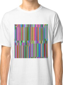 Lines of corruption Classic T-Shirt