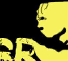 Surrendered Reveries Sticker