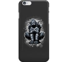 From Above Comic Book iPhone Case/Skin