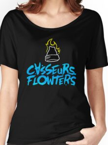 Casseurs Flowters Colors Women's Relaxed Fit T-Shirt