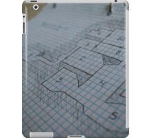 DnD Map 1 iPad Case/Skin
