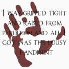 The Handprint of Perdition by boydch146