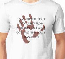 The Handprint of Perdition Unisex T-Shirt