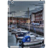 Moon & Marina  iPad Case/Skin