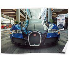 Bugatti Veyron Poster