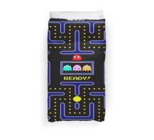 Pac-Man Duvet Cover