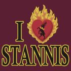 I Heart Stannis by Digital Phoenix Design
