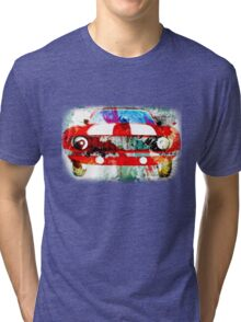 Red Camaro  Tri-blend T-Shirt