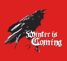 Game of Thrones — Winter is Coming by monsterplanet