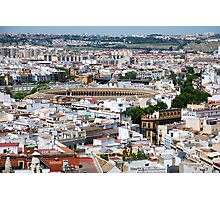 Escape to Seville Photographic Print