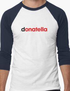 Donatella Men's Baseball ¾ T-Shirt