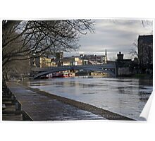 The Rive Ouse Poster