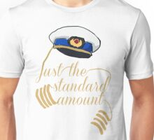 Gold Braid Unisex T-Shirt