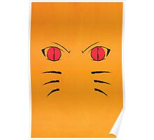 Naruto Poster - Nine Tails Fox Poster
