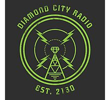 DIAMOND CITY RADIO Photographic Print