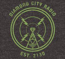 DIAMOND CITY RADIO by DREWWISE