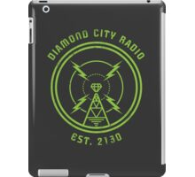 DIAMOND CITY RADIO iPad Case/Skin