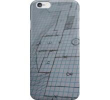 DnD Map 3 iPhone Case/Skin